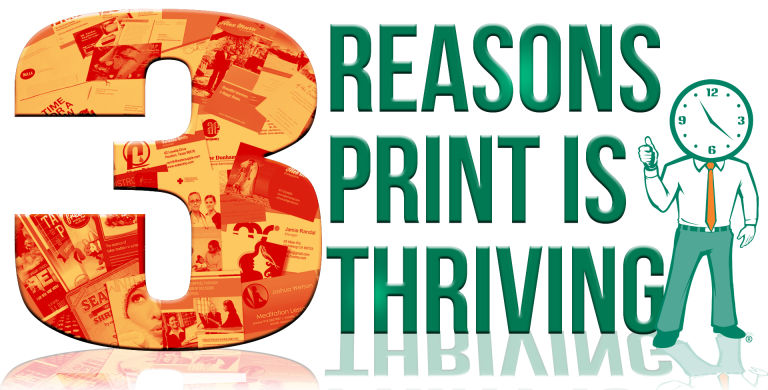 Minuteman Press Franchise Review: Three Reasons Why Print is Alive and Thriving Today http://www.minutemanpressfranchise.com
