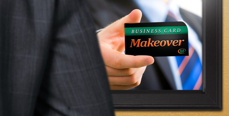 One Easy New Years Resolution for Every Entrepreneur to Keep: The Business Card Makeover http://www.minutemanpressfranchise.com