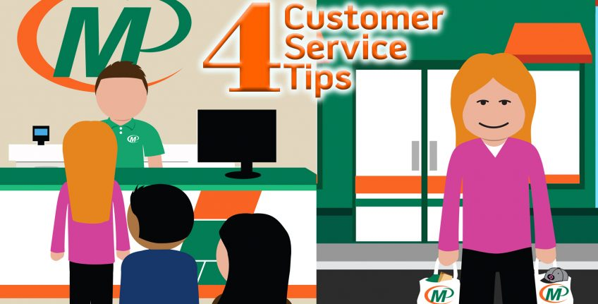 4 Customer Service Tips for Business Owners that Go Beyond Direct Conversations http://www.minutemanpressfranchise.com