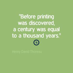 Minuteman Press Celebrates International Print Day 2016 … Plus Printing Quotes! http://www.minutemanpressfranchise.com
