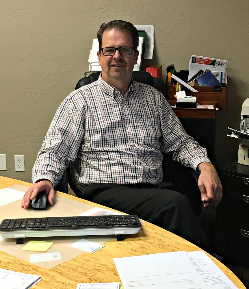 Bo Gustafsson, owner, International Minute Press franchise, Scotsdale, Arizona. http://www.minutemanpressfranchise.com