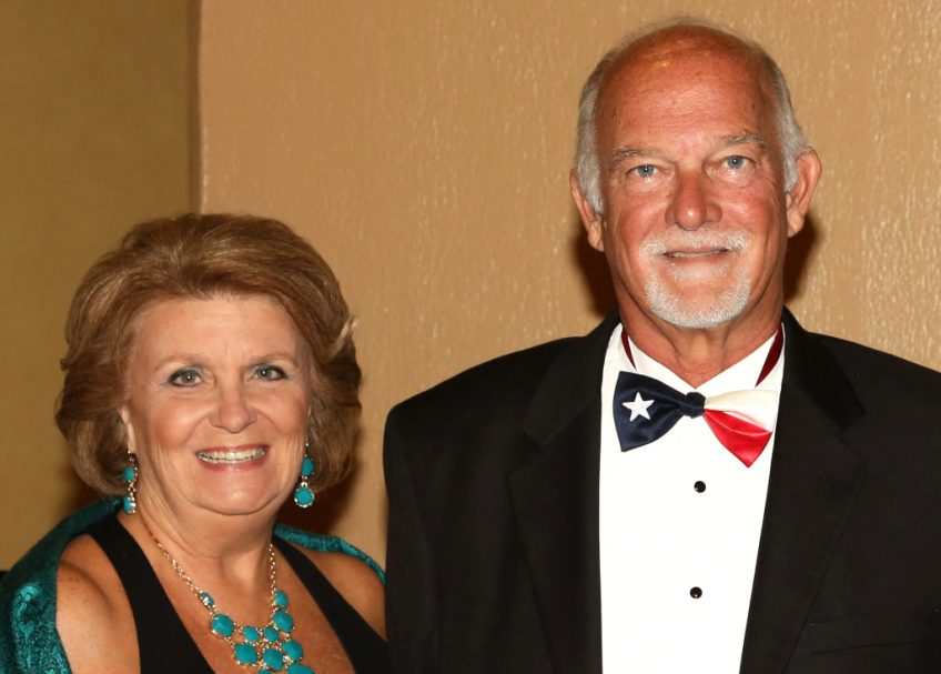 Connie and Darryal Chandler, owners, Minuteman Press franchise, Humble, Texas. http://www.minutemanpressfranchise.com