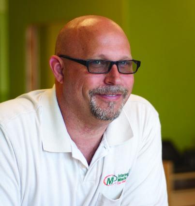 Joel Brookmyer, owner, International Minute Press franchise, Casa Grande, Arizona. http://www.minutemanpressfranchise.com