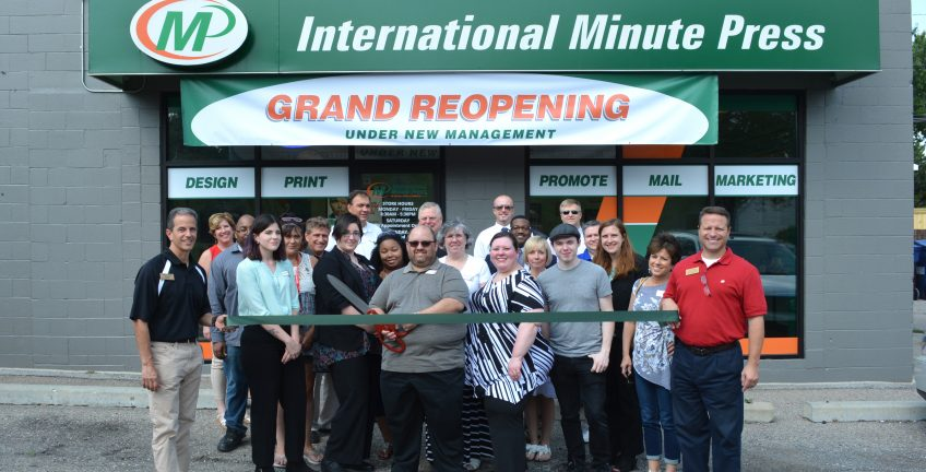 After working for major companies like Google and General Motors, Joe Safadi was looking to own a business. With International Minute Press in Plymouth, Joe brings a wealth of knowledge and passion to his customers as he comes back home to where he grew up. http://www.minutemanpressfranchise.com