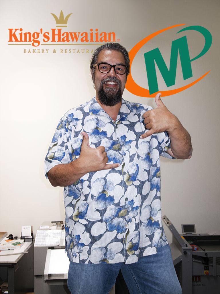 Ray Ochoa, Minuteman Press franchise owner, Torrance, CA. http://www.minutemanpressfranchise.com