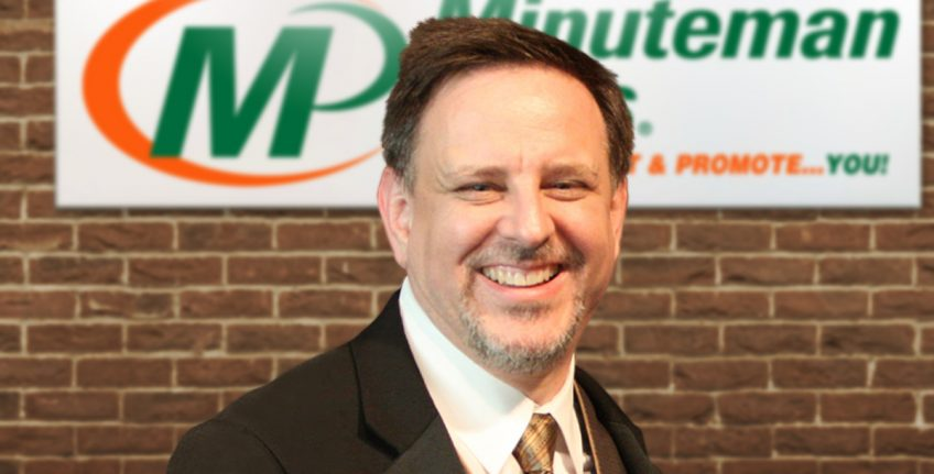 Todd Duckworth, Minuteman Press printing franchise owner, Janesville, Wisconsin. http://www.minutemanpressfranchise.com
