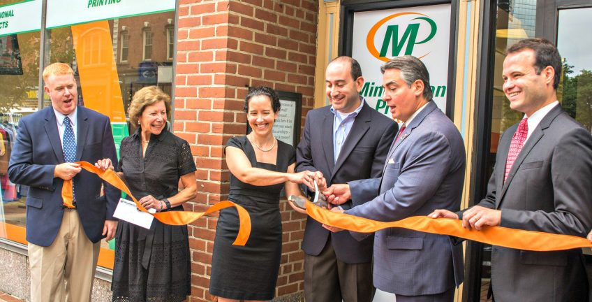 Minuteman Press International is the world's largest and #1 rated design, marketing, and printing franchise. Our New England Region is one of the pillars of the Minuteman Press franchise system. http://www.minutemanpressfranchise.com