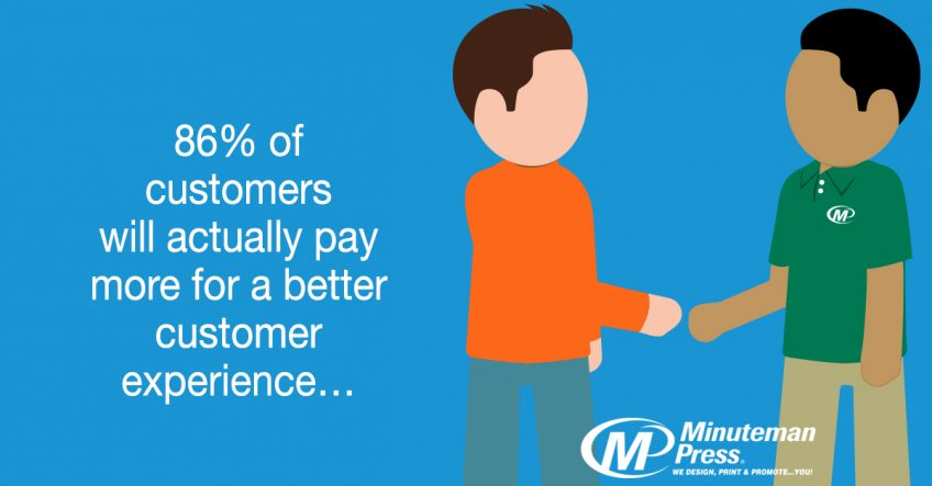 5 Customer Service Tips for Business Owners and Entrepreneurs http://www.minutemanpressfranchise.com