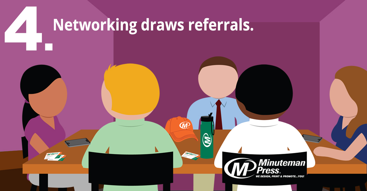 5 Benefits of Business Networking In Person and Online