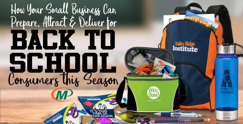 How Your Small Business Can Prepare, Attract and Deliver for Back to School Consumers This Season http://www.minutemanpressfranchise.com