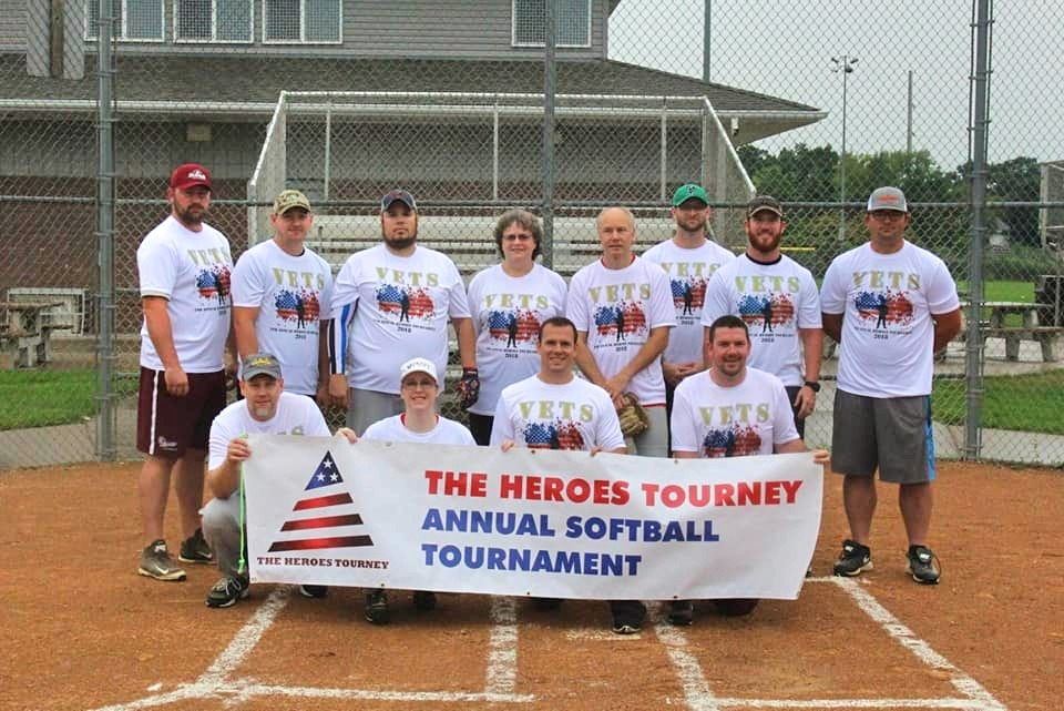 Minuteman Press in Ham Lake, MN sponsors The Heroes Tourney, an all Veterans annual softball tournament. http://www.minutemanpressfranchise.com