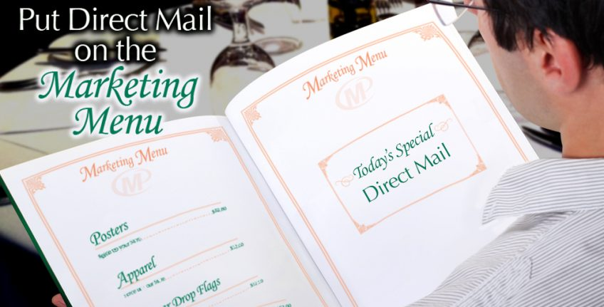 People Are Hungry for More than Digital Can Offer, So Put Direct Mail on the Marketing Menu http://www.minutemanpressfranchise.com