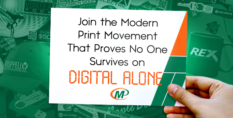 Join the Modern Print Movement That Proves No One Survives on Digital Alone http://www.minutemanpressfranchise.com