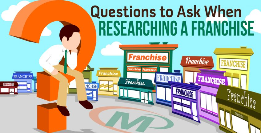 15 Key Questions to Ask When Researching a Franchise: How Smart Hopefuls Get the Answers They Need http://www.minutemanpressfranchise.com