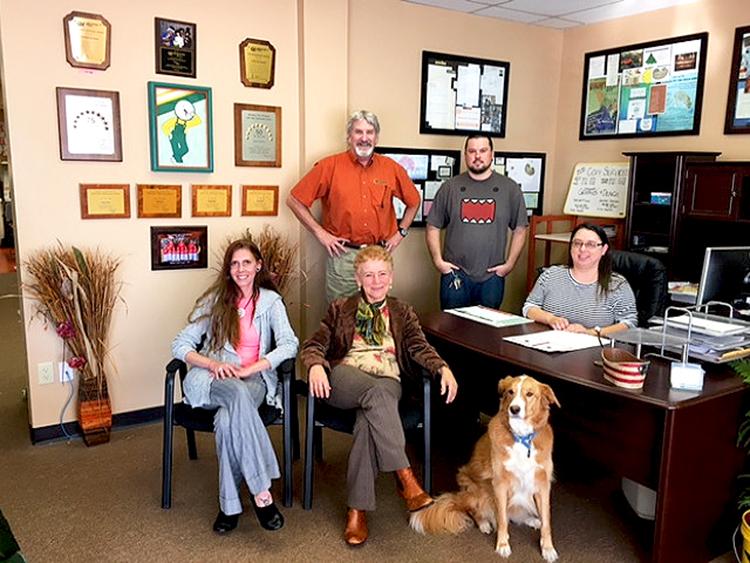 Steve Edman and staff – Minuteman Press in Bellaire, Houston, Texas http://www.minutemanpressfranchise.com