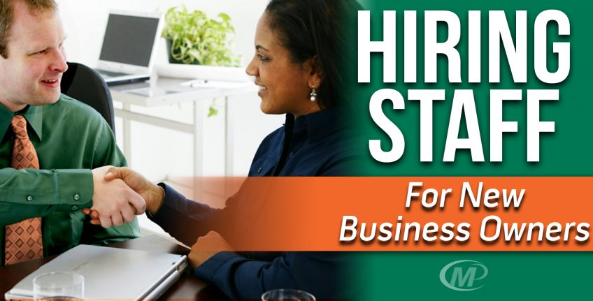 New Business Owners: It's Time to Hire a Stellar Staff, But How? http://www.minutemanpressfranchise.com