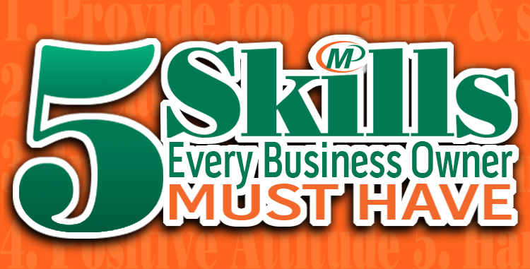 Minuteman Press Franchise Review 5 Skills Every Business Owner Must Have http://www.minutemanpressfranchise.com