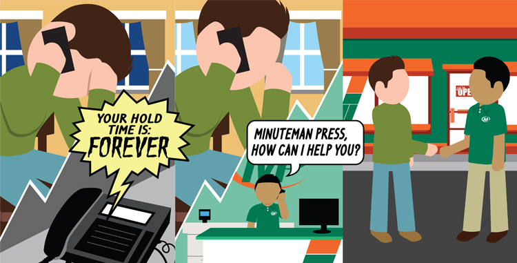 Minuteman Press Franchise Review: Why Customers Crave Personalized Service More Than Ever Before http://www.minutemanpressfranchise.com