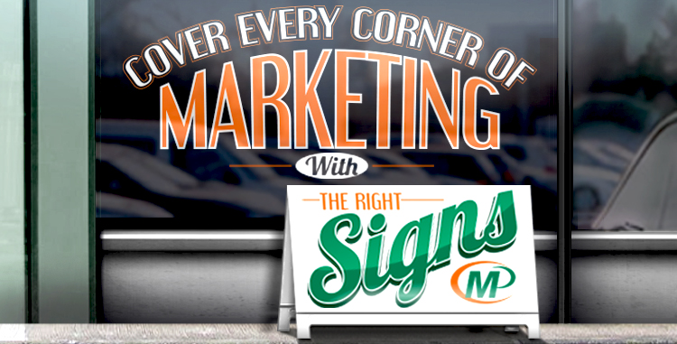 Cover Every Corner of Marketing with Traffic Stopping Signs and Graphics http://www.minutemanpressfranchise.com