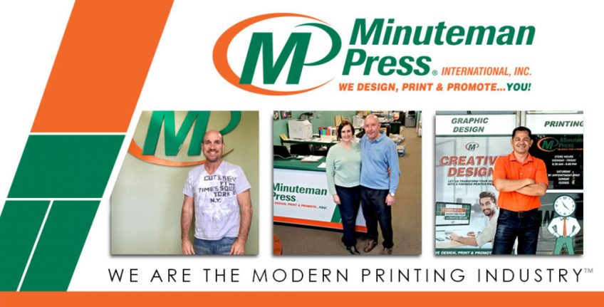 Minuteman Press International, the world's leading design, marketing, and printing franchise, continues to build momentum in 2018 with their marketing campaign, We Are The Modern Printing Industry™ http://www.minutemanpressfranchise.com