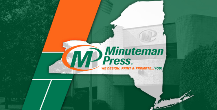 Minuteman Press International Listed as Number 1 Franchise Headquartered in New York State by Cost Information Website HowMuch.net http://www.minutemanpressfranchise.com
