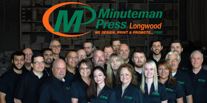 Meet the team of Minuteman Press in Longwood, FL, offering design, print, and marketing solutions to businesses for over 15 years. http://www.minutemanpressfranchise.com