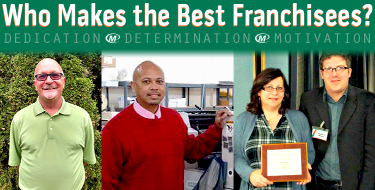 Minuteman Press Franchise Review: Who Makes the Best Franchisees? http://www.minutemanpressfranchise.com