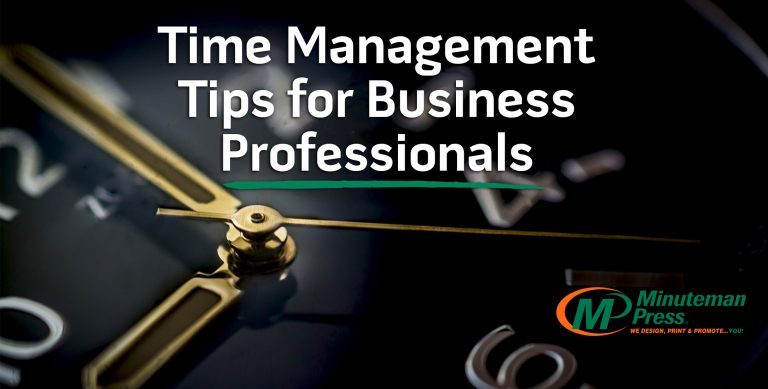 Minuteman Press Franchise Review: How to Narrow Your Focus and Be More Efficient By Cutting the Time-Wasting Moments from Your Day https://minutemanpressfranchise.com