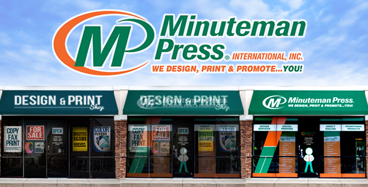Minuteman Press International Conversion Program Shows Increased Interest by Independent Print Shops in Selling a Printing Business - learn more on how to sell your printing business at http://bit.ly/minutemanpressconversions
